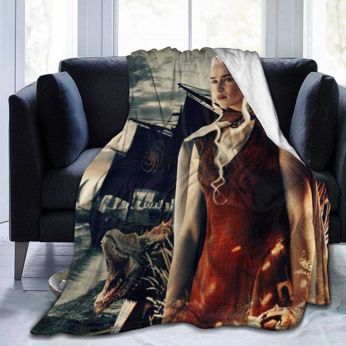 Game of Thrones Flannel Blanket