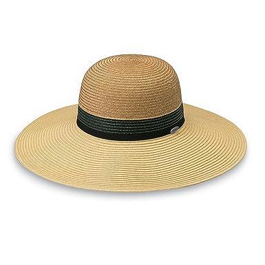 ad63865e4af Wallaroo Hat Company Women s St. Tropez Sun Hat - UPF 50+