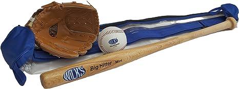 Blue Wilks Active Softball Set 90 cm