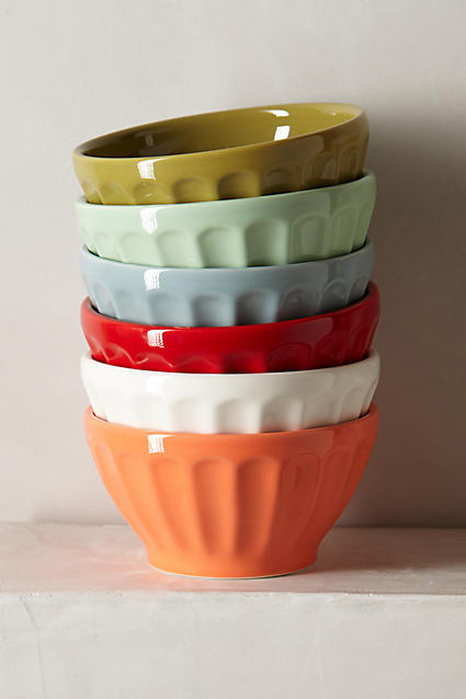 Latte Bowls - anthropologie.com