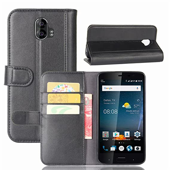 low priced dcbab e166a Amazon.com: ZTE Blade V8 Pro Case,Gift_Source [Credit Card Slot ...