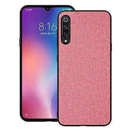 Amazon.com: DAYJOY Funda para Xiaomi Mi 9, diseño elegante ...
