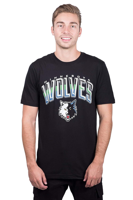 UNK NBA メンズ Tシャツ Arched Plexi 半袖Tシャツ チームロゴ ブラック X-Large ブラック   B01LZNQ0DH