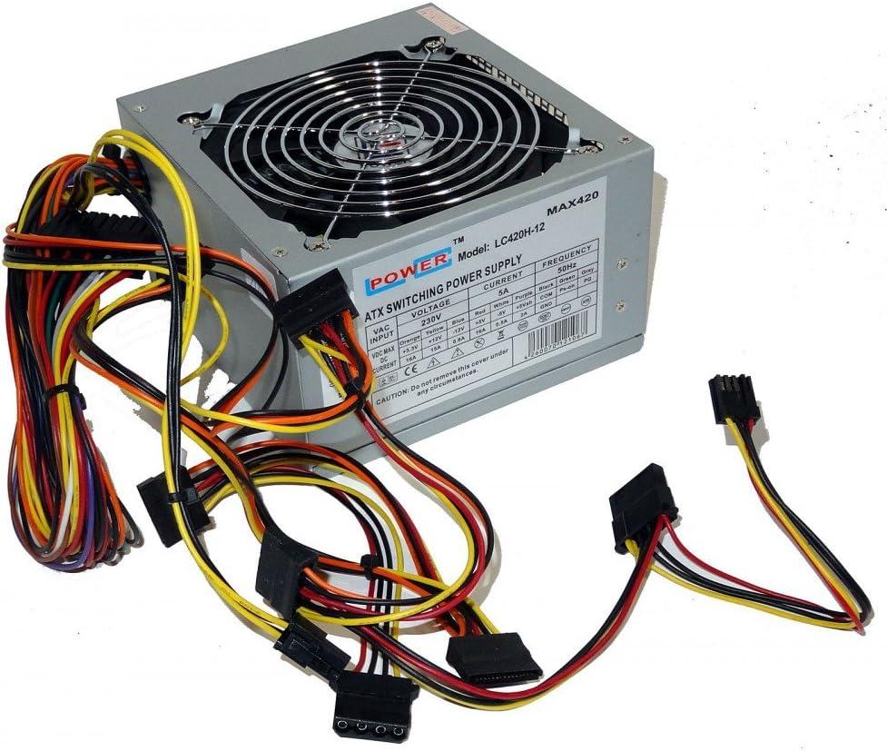Atx Netzteil Lc Power Lc420h 12 420w Id13746 Computer Zubehör