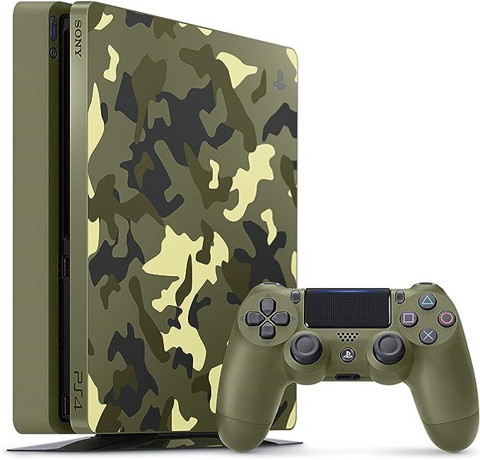 Sony Edición consola PlayStation 4 Delgado 1 TB Limited - Call of ...
