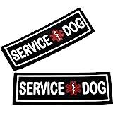 Service Dog ACU EMS Medic Paramedic Star of Life Vests//Harnesses Emblem Embroidered Fastener Hook /& Loop Patch