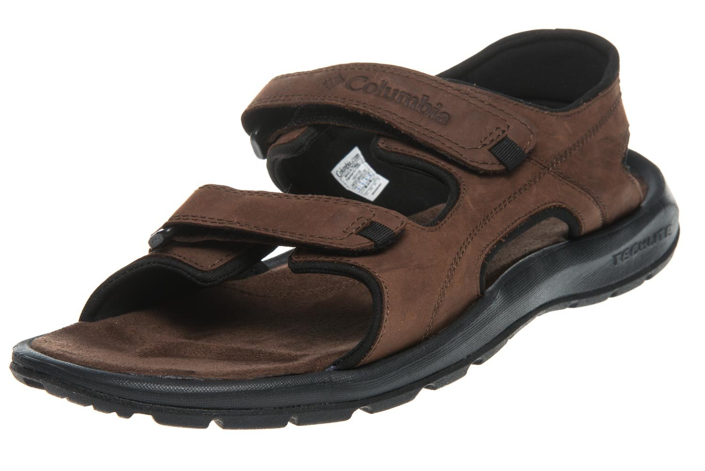 Columbia - Sandalias deportivas para hombre marrón 50|marrón