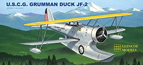 Amazoncom Uscg Grumman Duck 148 Scale Toys Games