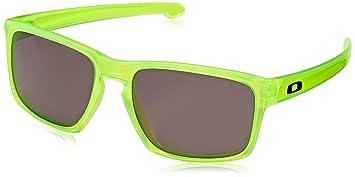 Oakley Silver XL Sonnenbrille Mattschwarz OO9341-13 Polarisiert 57mm MRMNC