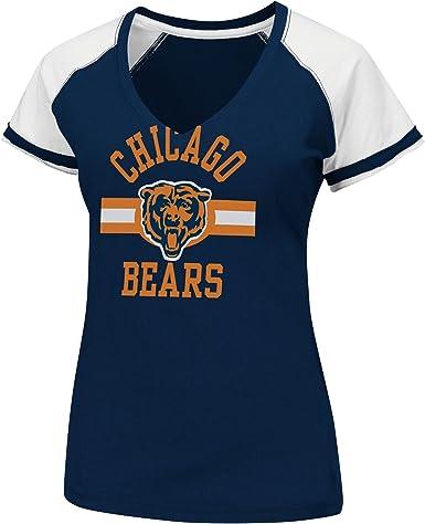 NFL Chicago Bears V-Neck Tee