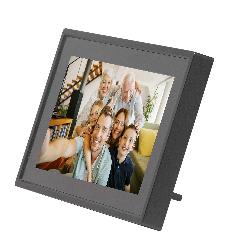 Denver Digitaler Bilderrahmen, 17,78 cm Weiß: Amazon.de: Kamera