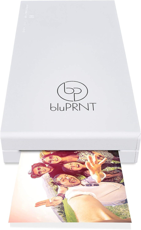Amazon.com: BluPRNT Impresora instantánea portátil para ...