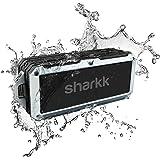Waterproof Bluetooth Speaker Sharkk 2O IP67 Bluetooth Speaker Outdoor Pool Beach and Shower Portable Wireless Speaker