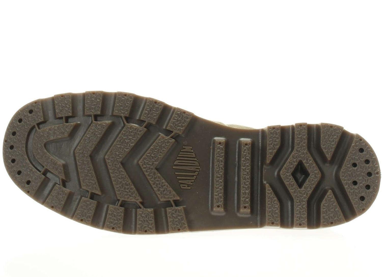 Palladium PALLABROUSEDK OLIVE DK GUMM 02477-326-M Unisex-Erwachsene Schnürhalbschuhe B06VT8VCVK    ded04e