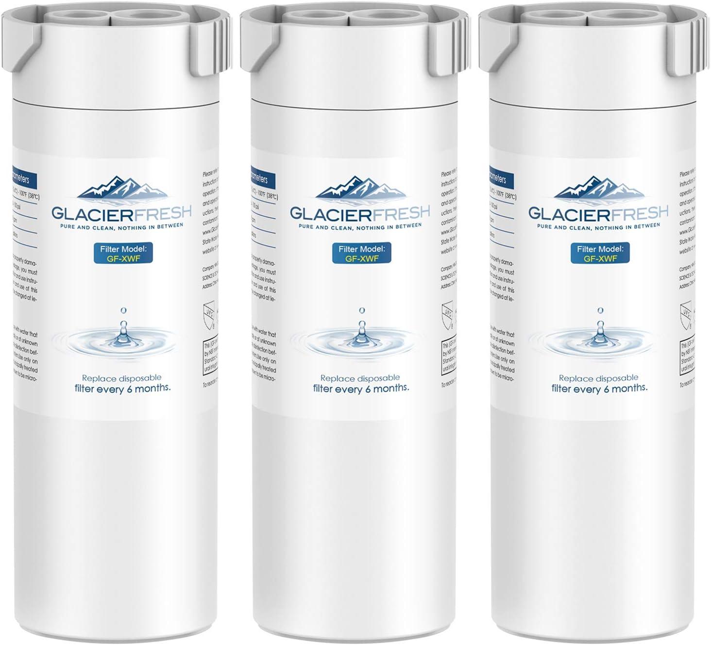 GLACIER FRESH 3 Pack Refrigerator Water Filter $18.17 Coupon