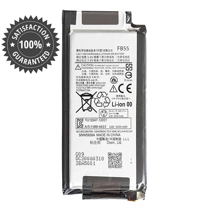 Bateria Celular LONGLIFE FB55 XT1585 Droid Turbo 2 XT1581 SNN5958A Moto X Force
