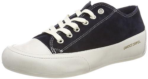 Candice Cooper Camoscio, Zapatillas para Mujer, Azul (Navy), 36 EU