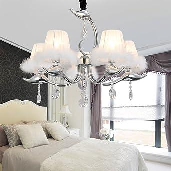 OOFAY LIGHT? Schlicht Und Elegant Lampen 5 Einfache Europäischen  Kristall Lüster Kronleuchter