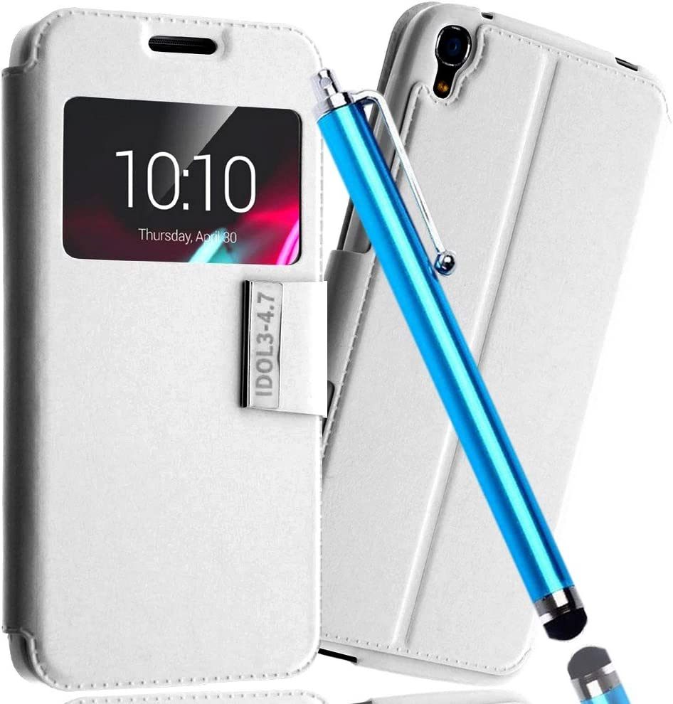 Mobilostore-Funda para ALCATEL ONE TOUCH Idol 3 4,7-Carcasa con ...