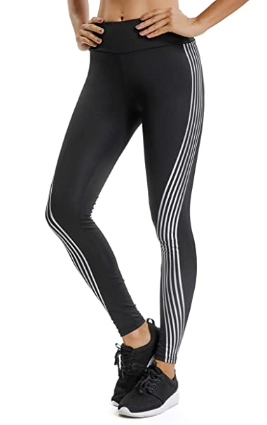 FITTOO Pantalon Yoga Femmes Legging de Sport Collant Yoga ...