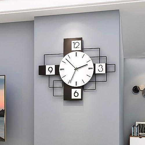 3D Large Wall Clock Art