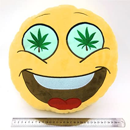 What emoji to use for weed