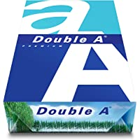 Double A - Printer Copy Paper, Size A5, GSM 80, 500 Pages Ream