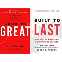 Good to Great and Built to Last (Jim Collins)