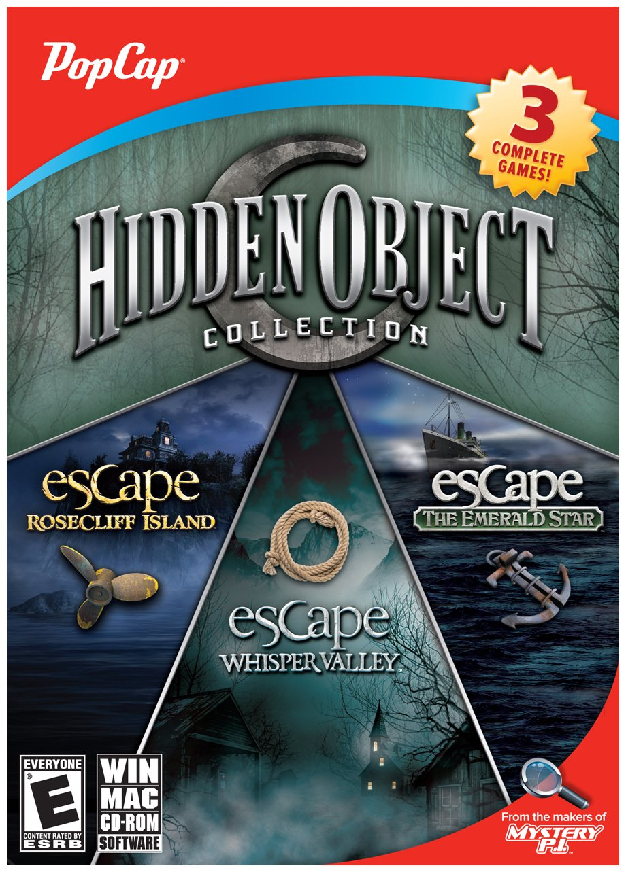 Escape Hidden Object Collection - PC