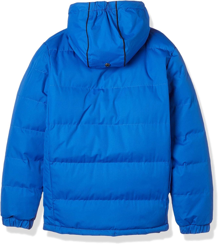 Trespass Boys Tuff Warm Padded Windproof Jacket