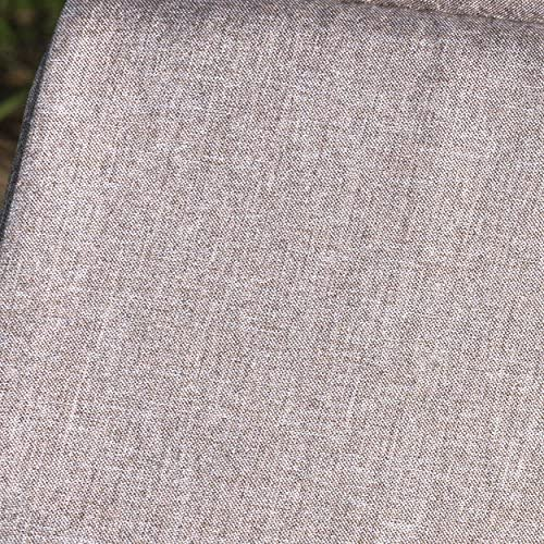 Salem Textured Beige Colored Lounge Cushion Set of 2 by Christopher Knight Home