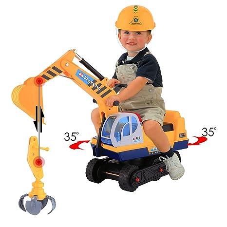 Sitzbagger für kinder