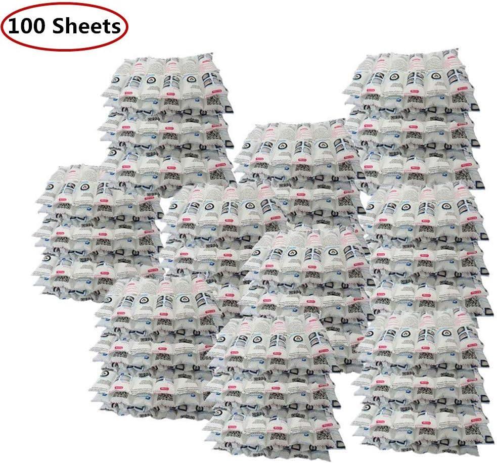 Satz von 50 Eis Packs Blatt K/ühlakku k/ühlakkus Gefrierschrank Bl/öcke f/ür k/ühltasche Eisk/ühlbl/öcke K/ühlelemente f/ür die K/ühltasche oder K/ühlbox Eisblock f/ür Lunchboxen