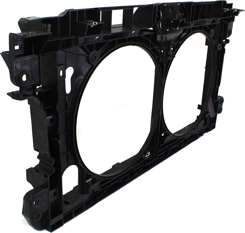 Garage-Pro Radiator Support for NISSAN MAXIMA 09-14//ALTIMA 10-13 Plastic Black Composite Coupe//Sedan