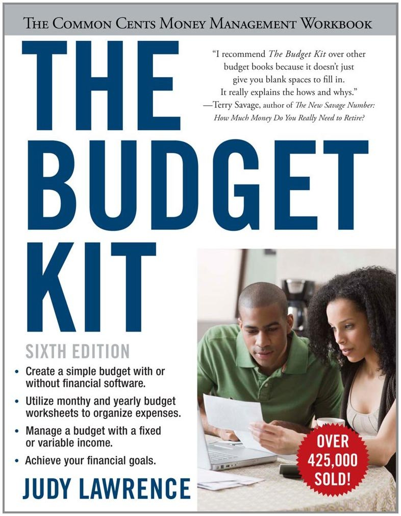 The Budget Kit: The Common Cents Money Management Workbook: Judy ...