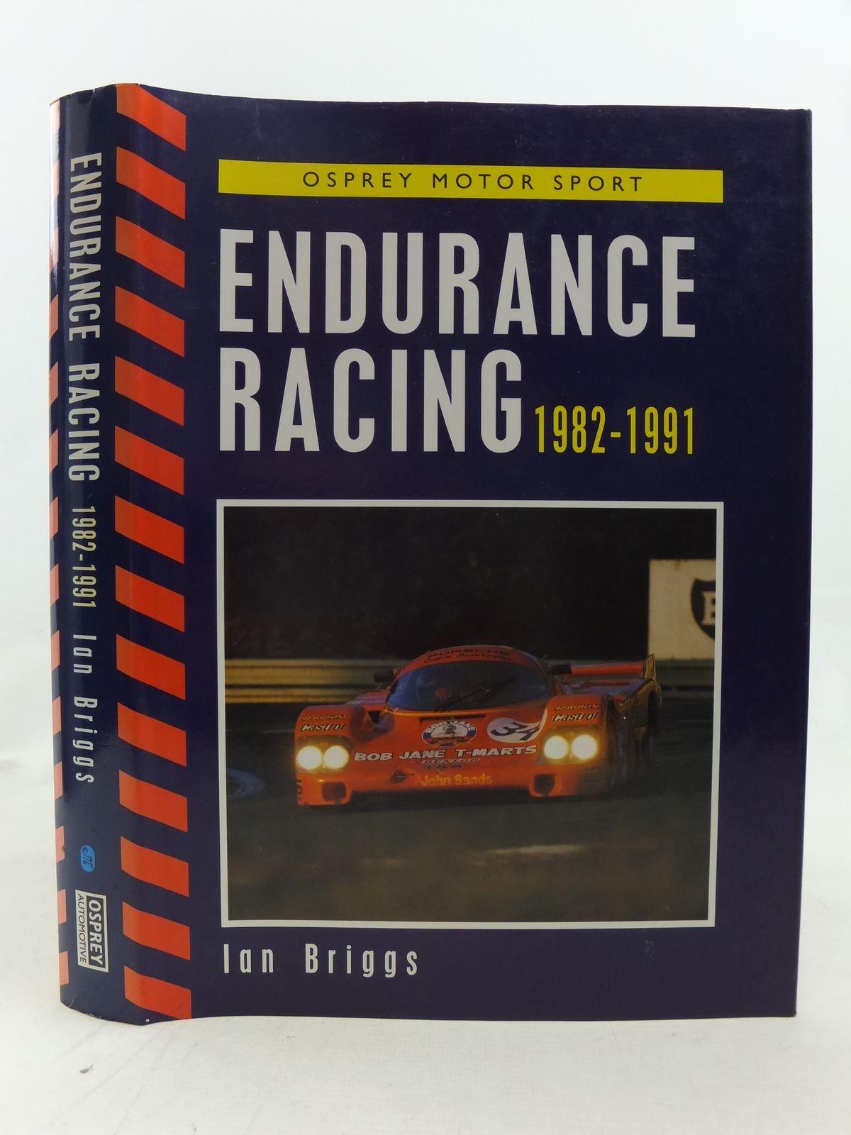 Endurance Racing (Osprey Motor Sport): Amazon co uk: Ian