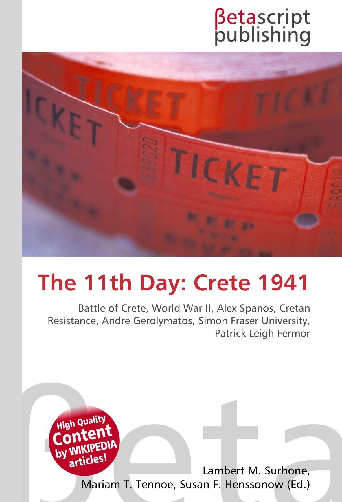 The 11th Day: Crete 1941