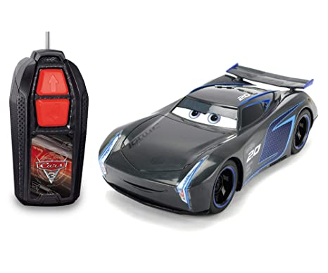 Disney Cars 3 R/C 1:32 Final Race Jackon Strom Turbo Racer