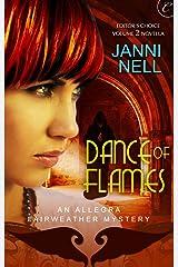 Dance of Flames (An Allegra Fairweather Mystery)