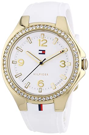 Tommy Hilfiger 1781372 Ladies White Toni Watch