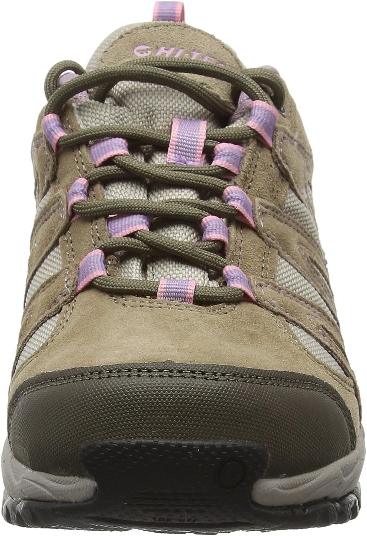 Chaussures de Randonn/ée Basses Femme HI-TEC Alto II Low WP Womens