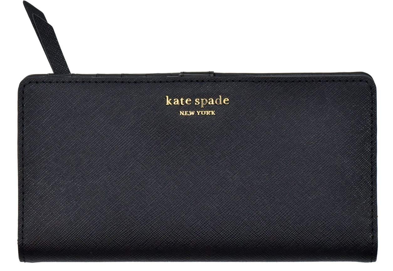 Kate Spade New York Wellesley Printed Stacy (New Black 2019)