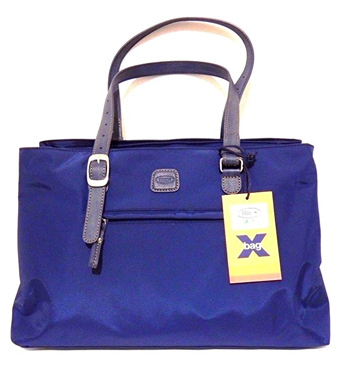 Brics X-Bag X-Travel L Handtasche jeans
