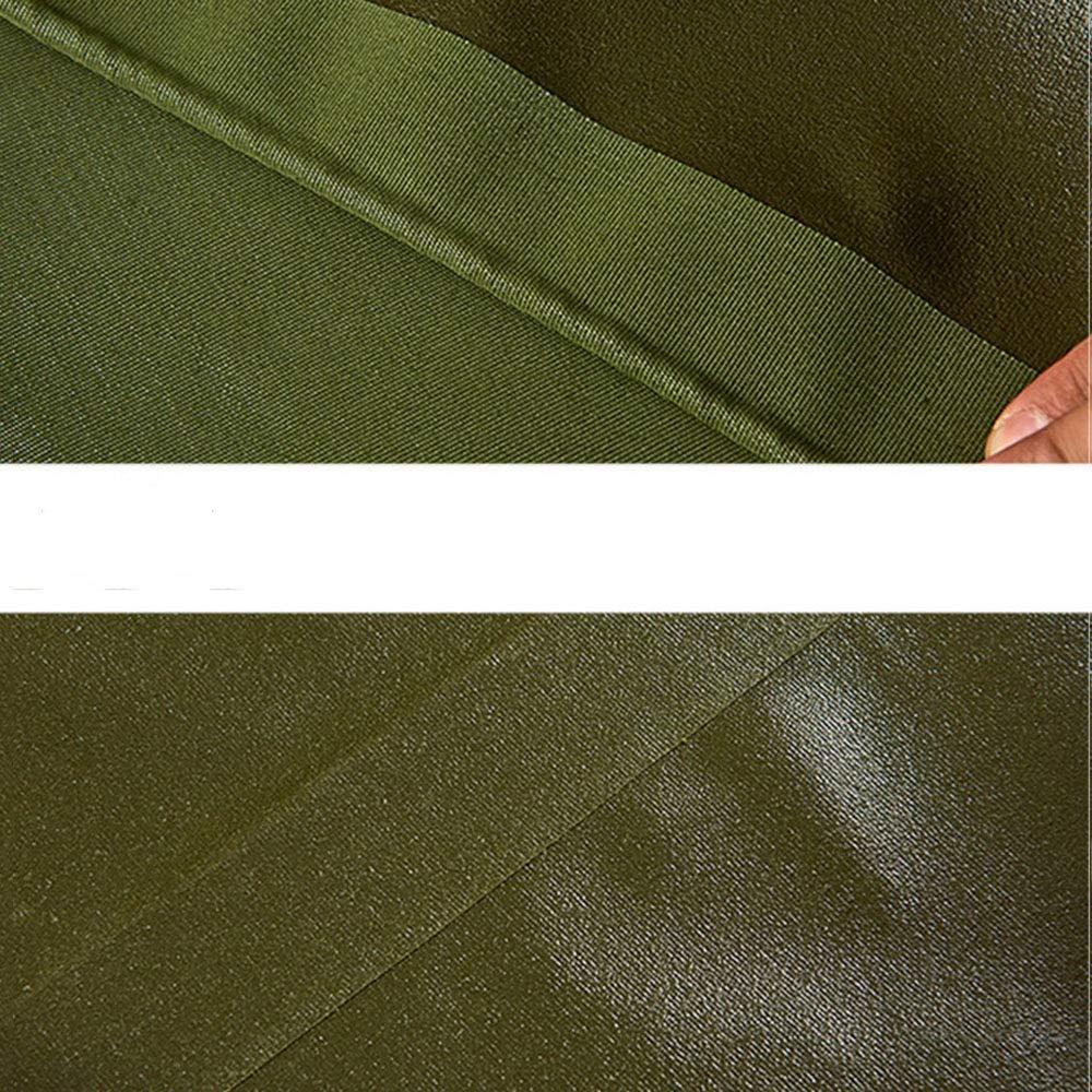 Zhihui Zeltplanen ZZHF pengbu Tarps, Wasserdichte Plane 5m X X X 7m fallendes kampierendes Zelt-Blau - passend für das Kampieren, Wohnung, Sonnenschutz, Bodendecke (Farbe   Grün, größe   5m6m) B07K2VN49C Zeltplanen Einfach zu bedienen 645b73
