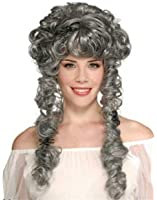 Rubies Costume Co Women's Ghost Bride Wig