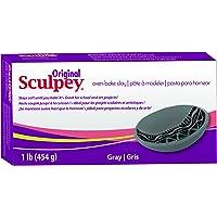 Polyform Original SCULPEY - 1lb/454GM - Grey Polymer Clay Accessory