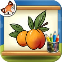 How to Draw Fruits Step by Step Drawing App