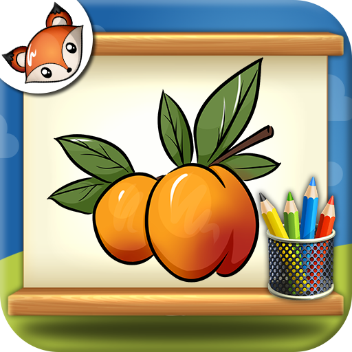 (How to Draw Fruits Step by Step Drawing App)