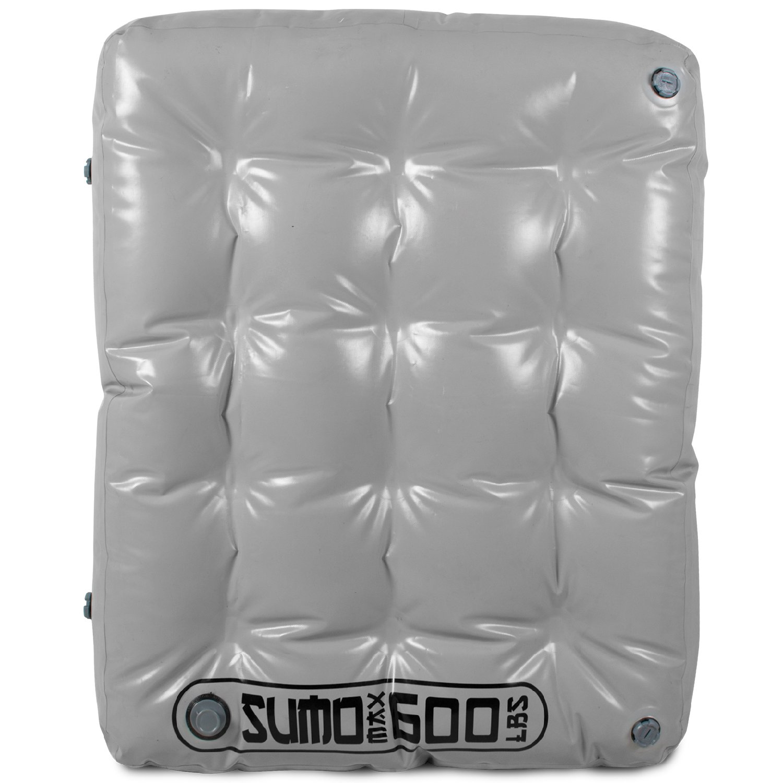 Straight Line Sumo Max 600 Flat Sac (Grey) Ballast Bag