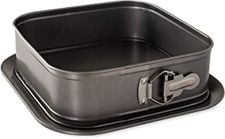 product image for Nordic Ware Square Springform Pan, 18 Cup Capacity, Charcoal